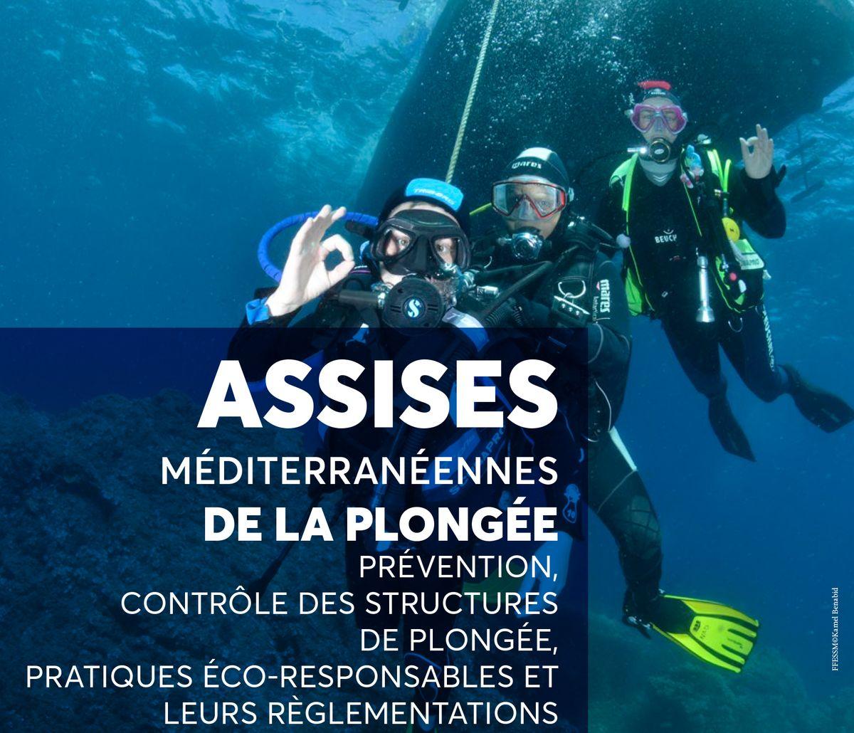 Assises Méditerranéennes de la Plongée 2020